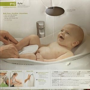 Puj infant bath